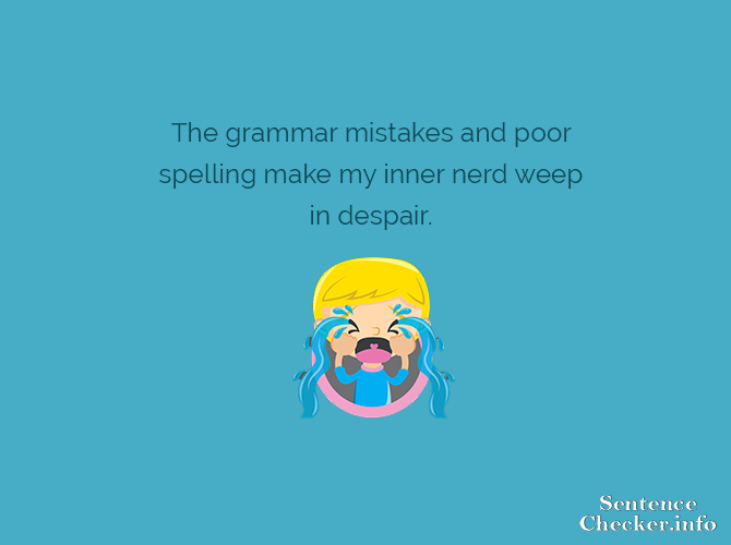 grammar funny stories in English